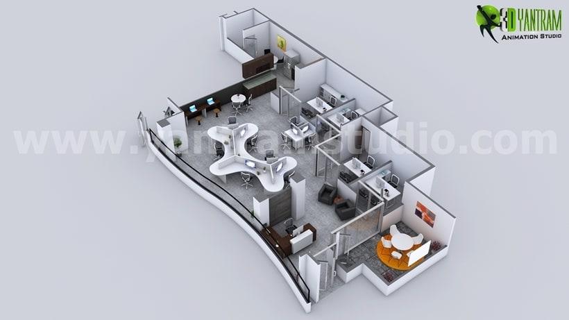 Diseño de planta 3D 9