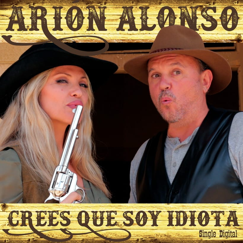 """Proyecto Acabado: Lanzamiento musical """"Crees que soy idiota"""" para el artista y productor Arión Alonso 3"""