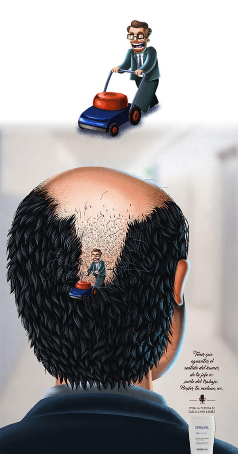 Seskavel - Pérdida de cabello 2