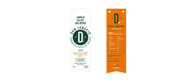 DON IGNACIO branding & DEHESA DE SOLANA rstyling 2