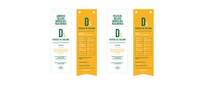 DON IGNACIO branding & DEHESA DE SOLANA rstyling 7