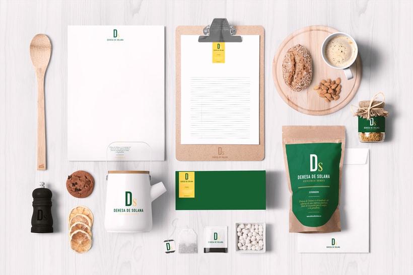DON IGNACIO branding & DEHESA DE SOLANA rstyling 10