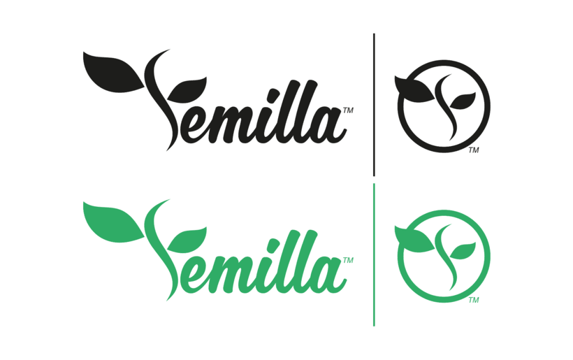 Logo Semilla (Serveis Millora Agrària y Pesquera) 4