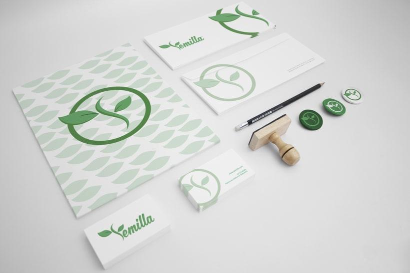 Logo Semilla (Serveis Millora Agrària y Pesquera) 8