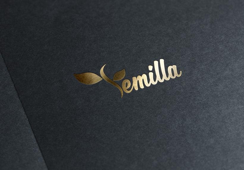 Logo Semilla (Serveis Millora Agrària y Pesquera) 10