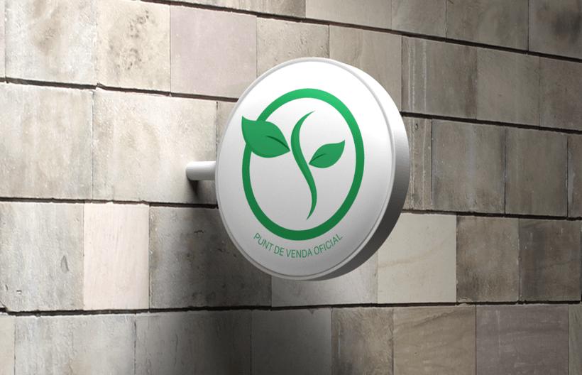 Logo Semilla (Serveis Millora Agrària y Pesquera) 11