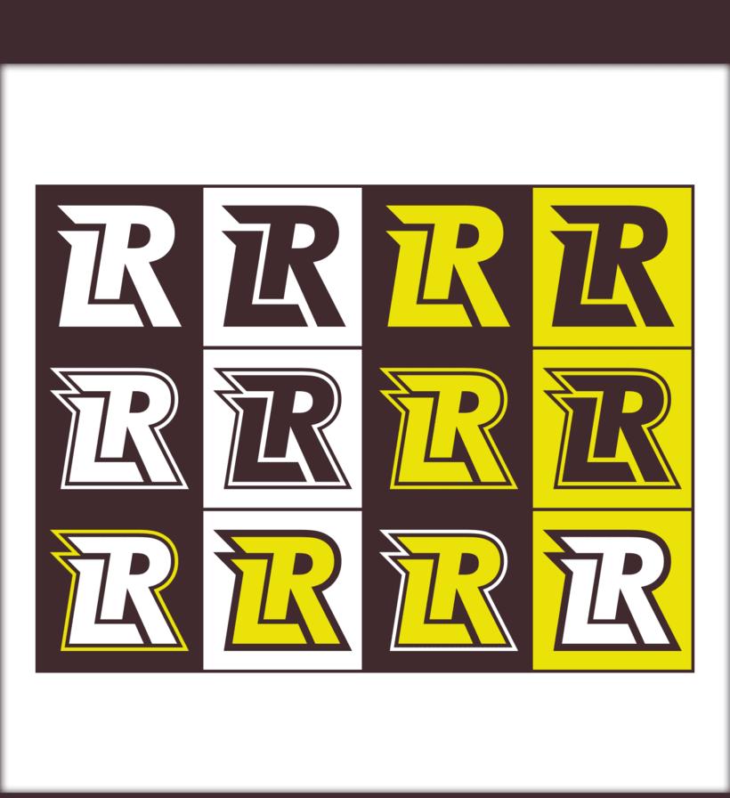 Logo y social media Luciano Ramos 3
