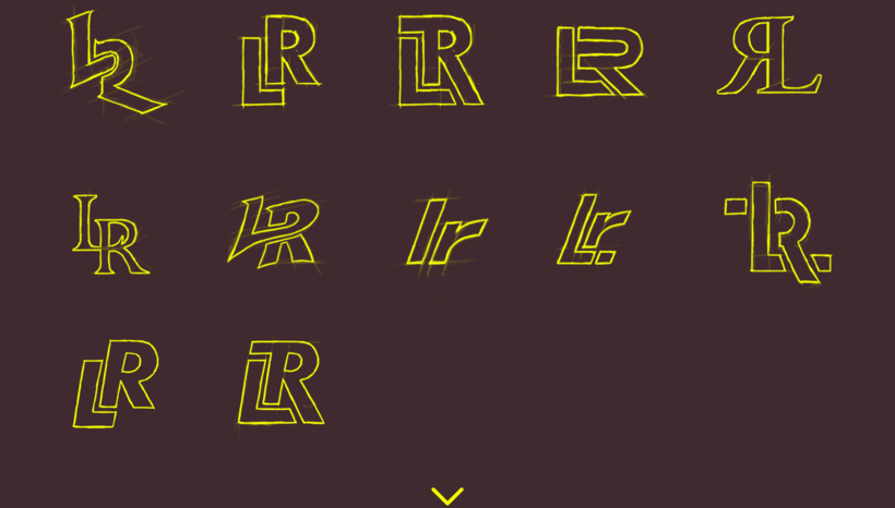 Logo y social media Luciano Ramos 1