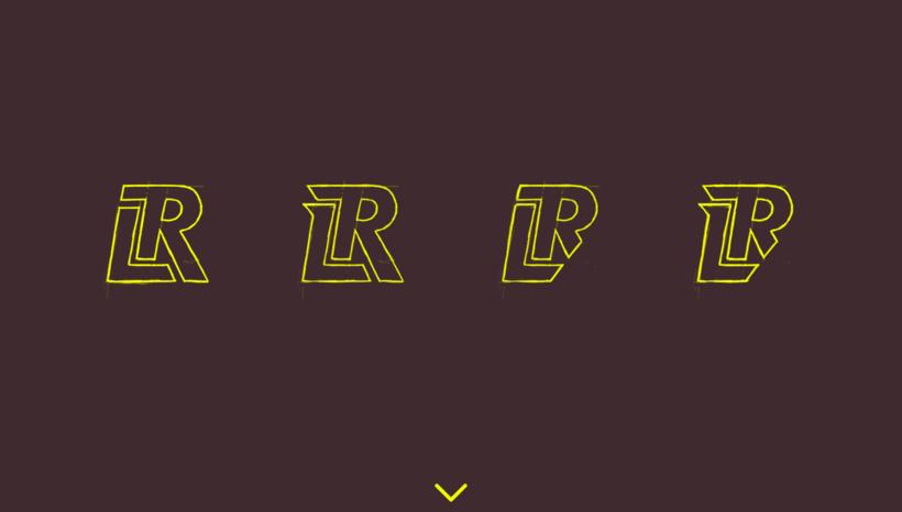 Logo y social media Luciano Ramos 2