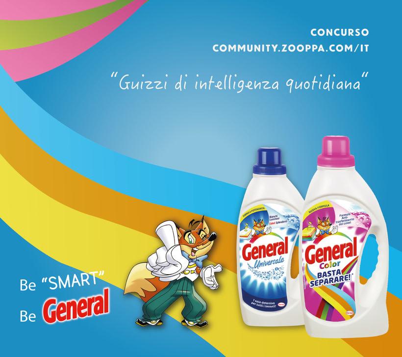 concurso por parte de General: be Smart, be General 0