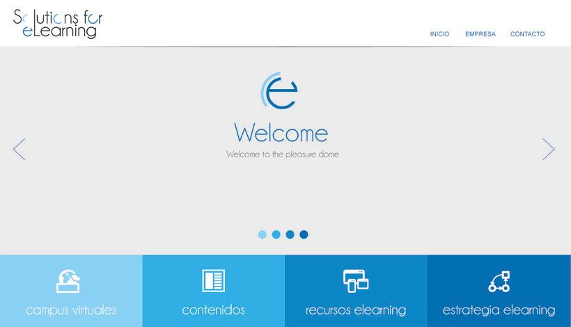 Diseño de página web corporativa -1