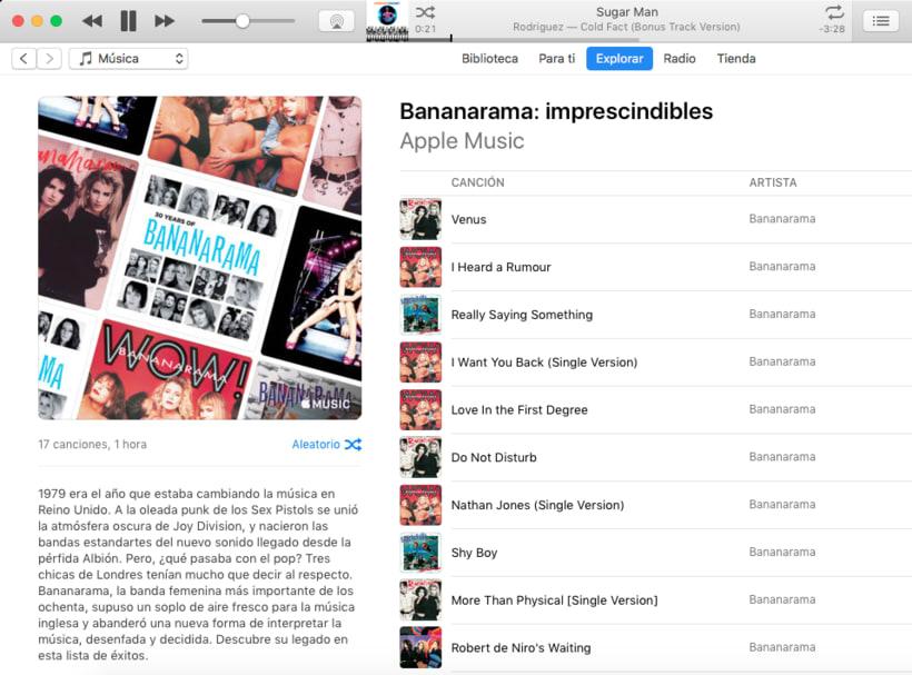 Apple Music - Contenidos musicales 7