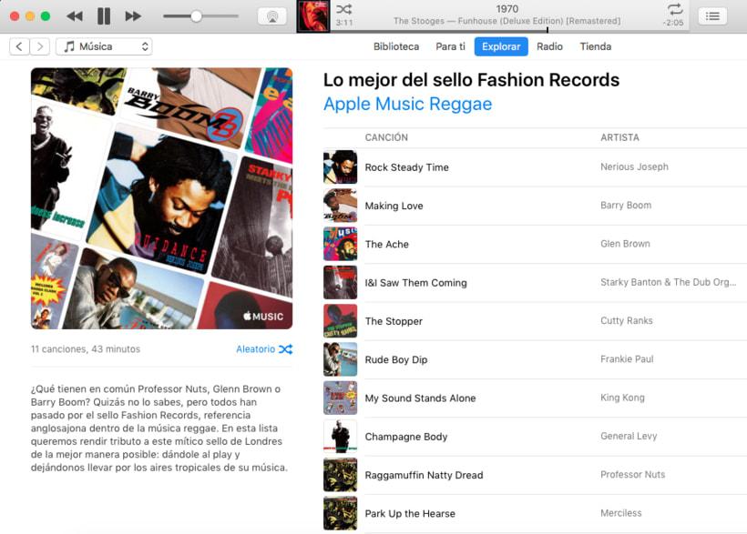 Apple Music - Contenidos musicales 8
