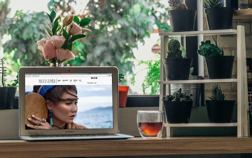 Branding + Web Makusamba  5