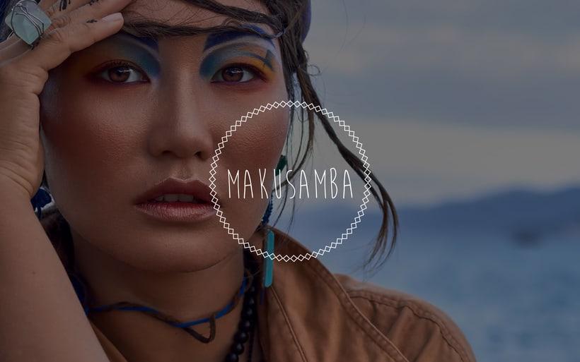 Branding + Web Makusamba  0