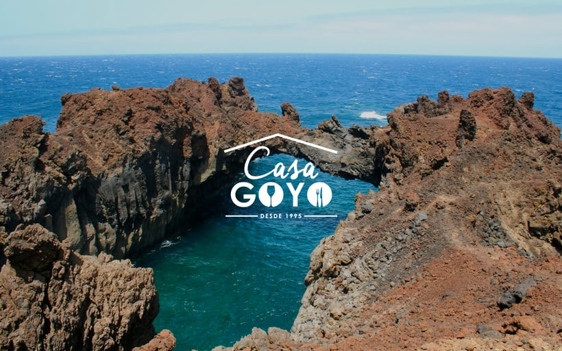 Branding - Casa Goyo 0