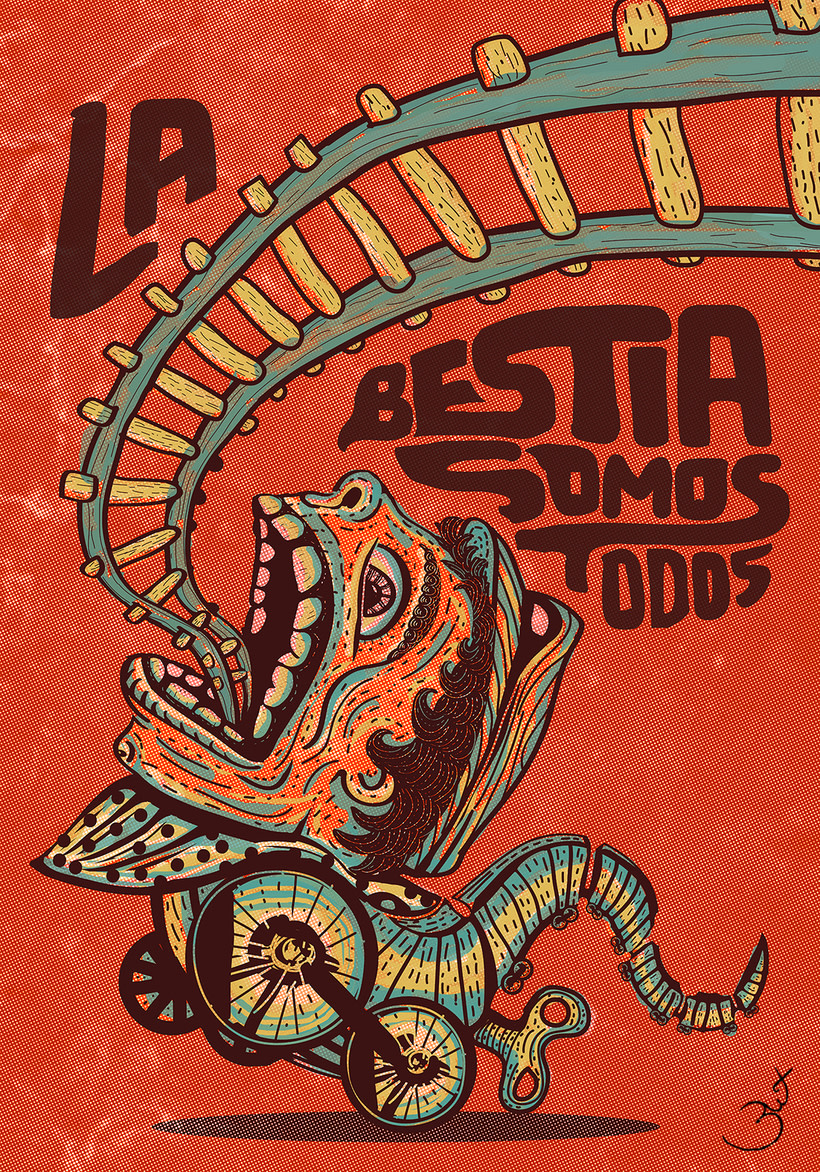 La Bestia -1