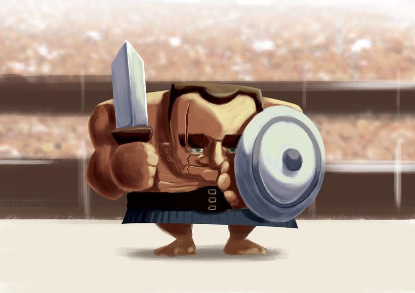 Diseño de personajes | Character design 4