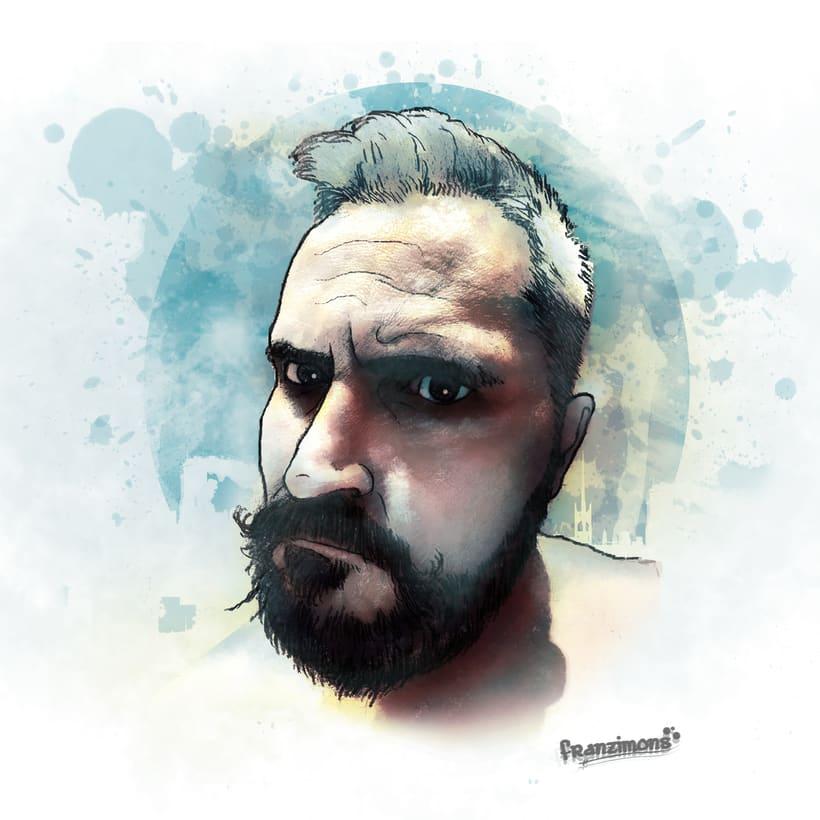Self Portraits 1