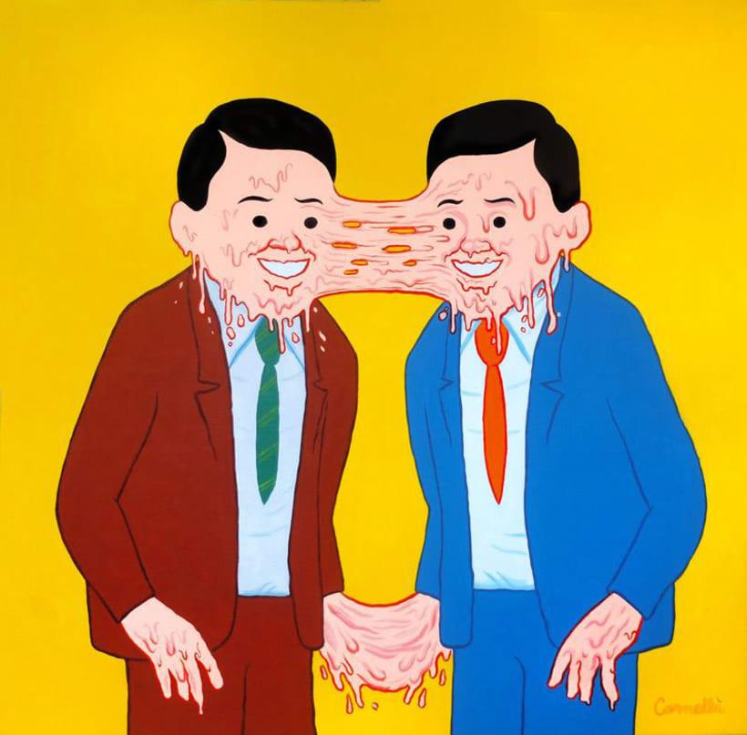 Joan Cornellá: humor ilustrado políticamente incorrecto 4