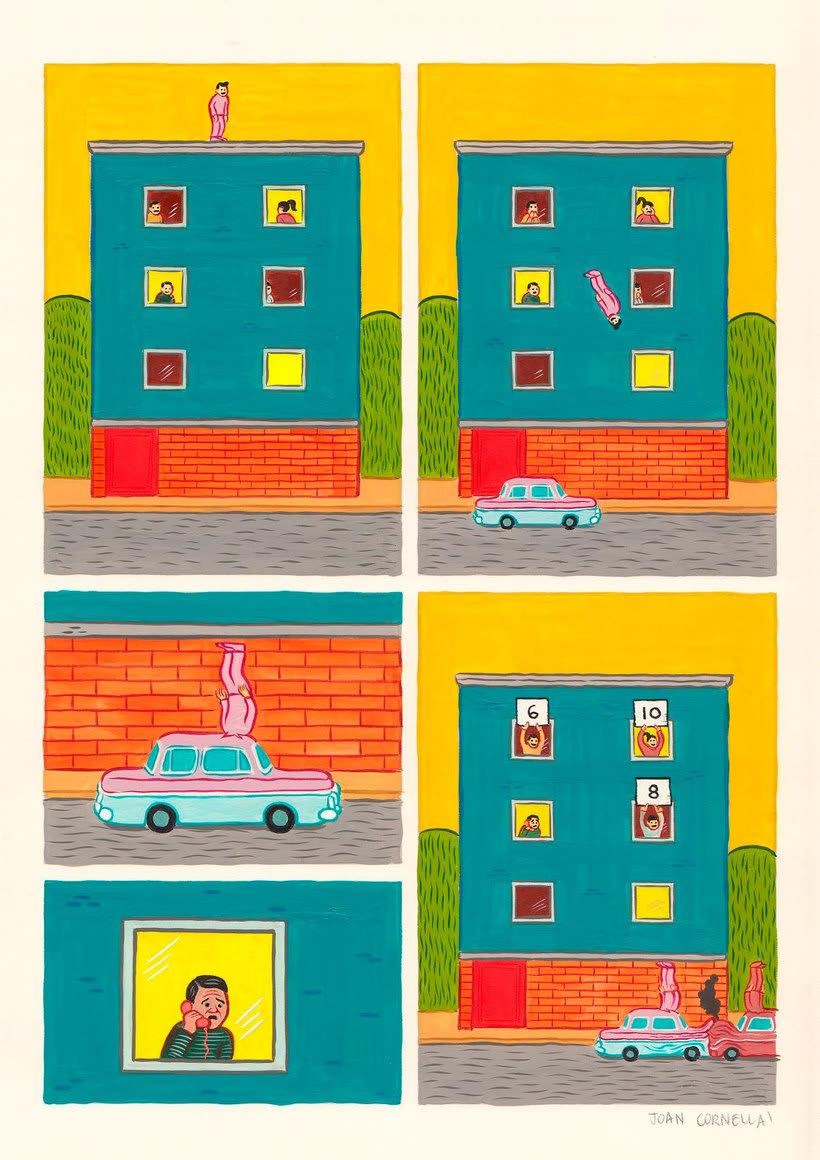 Joan Cornellá: humor ilustrado políticamente incorrecto 11