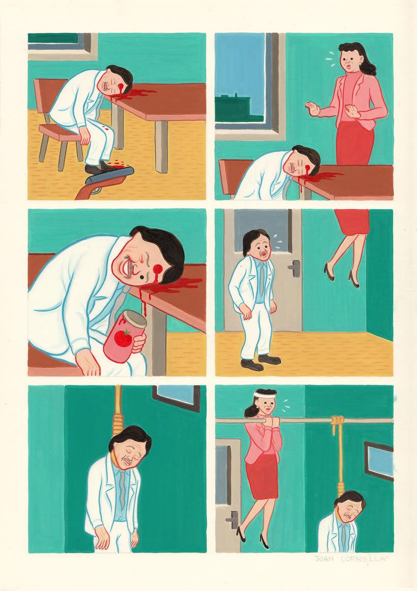 Joan Cornellá: humor ilustrado políticamente incorrecto 12