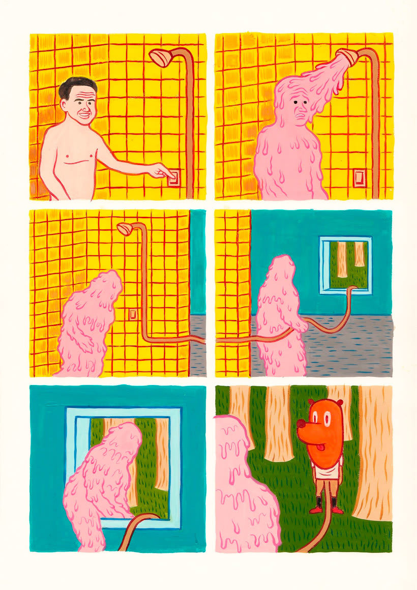 Joan Cornellá: humor ilustrado políticamente incorrecto 13