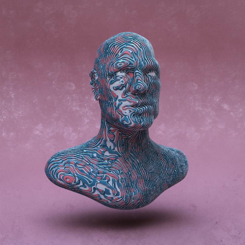 Proyecto: Lettering 3D, de chineeserice 19