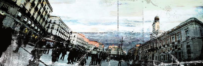 Madrid, pintando arquitectura 3