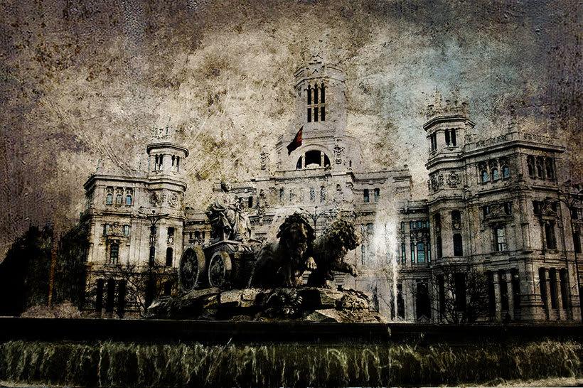 Madrid, pintando arquitectura 5