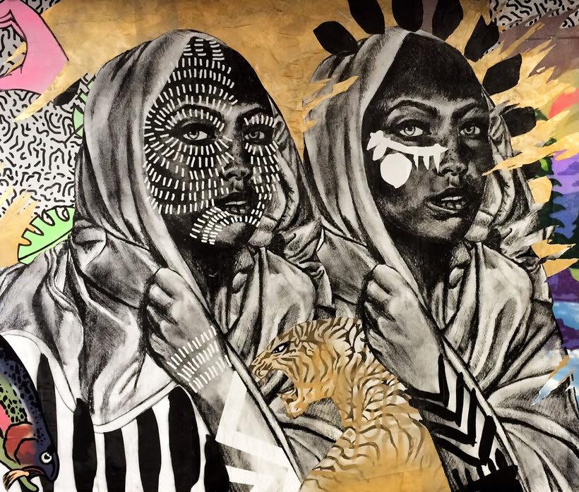 ¿Por qué Missme cambió su trabajo por el arte urbano? 21