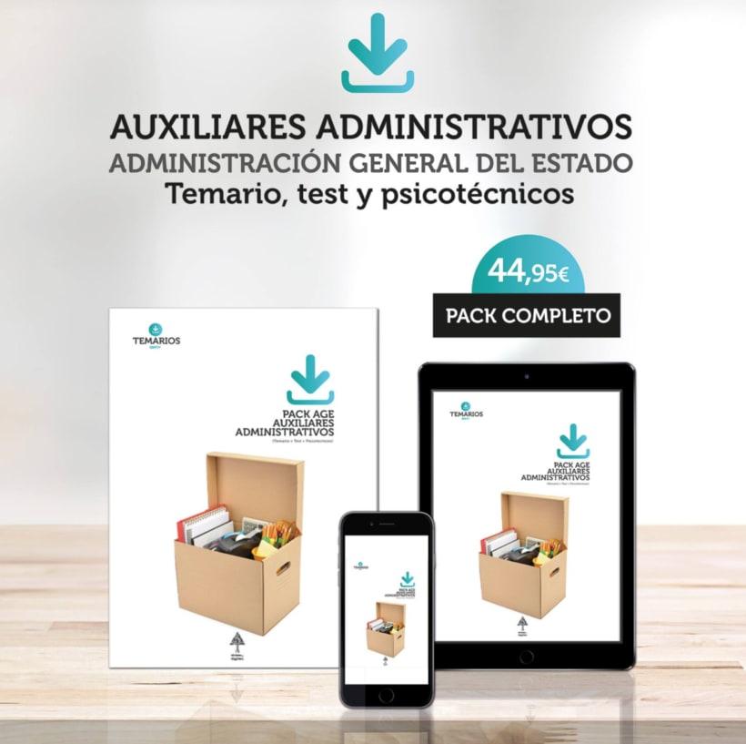 """Diseño de aplicaciones para Social Media """"temariosenpdf.es"""" 10"""