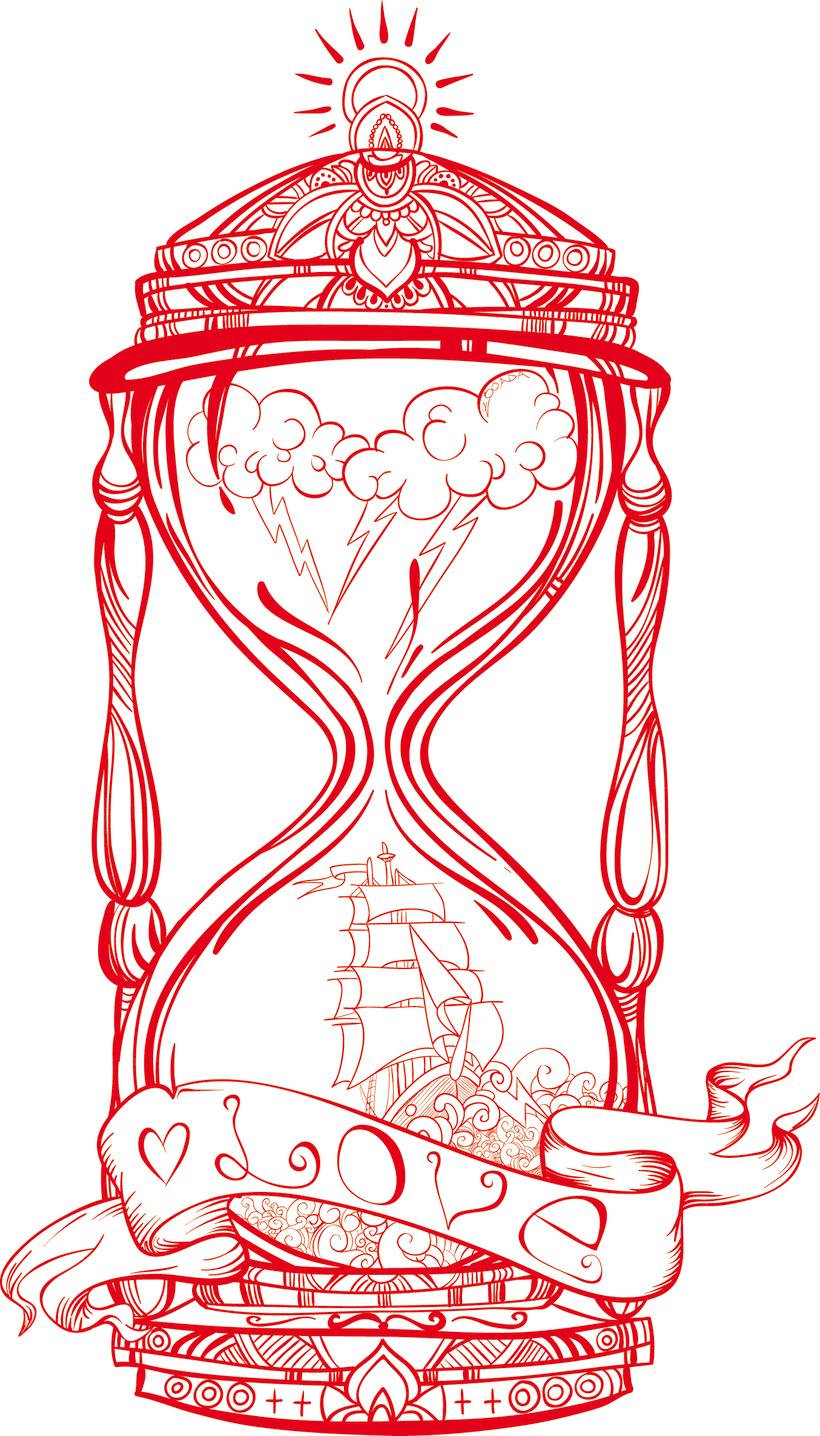 SandClock Illustration 1