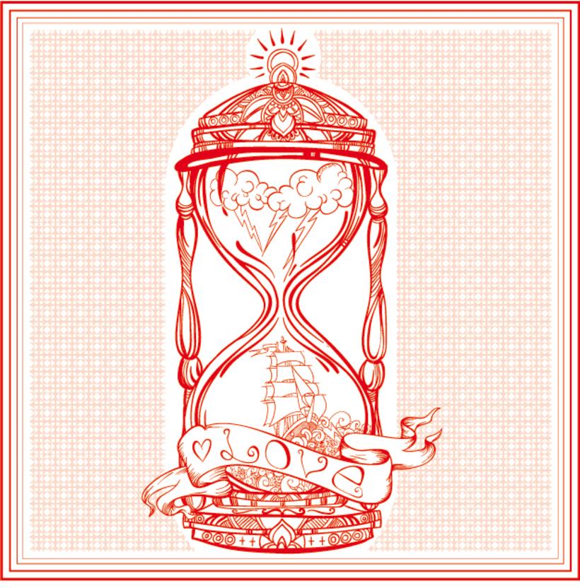 SandClock Illustration 0