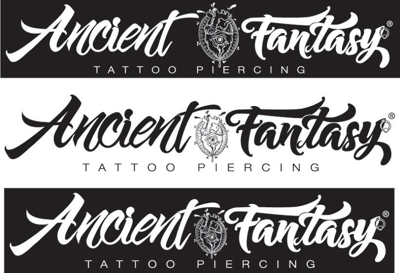 Ancient Fantasy Tattoo 2