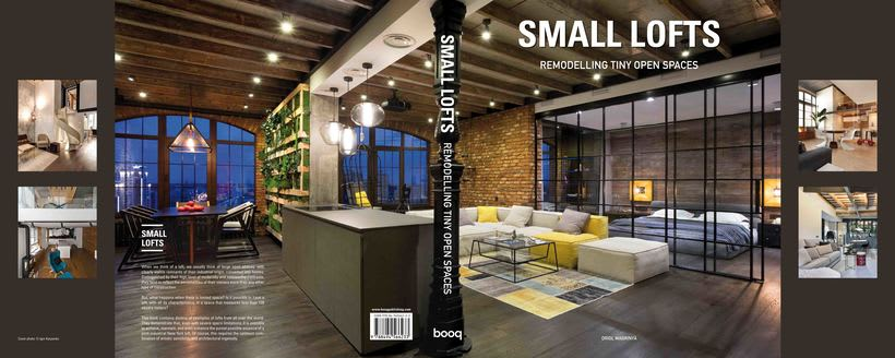 Small Lofts Booq Publishing -1 & Small Lofts Booq Publishing | Domestika