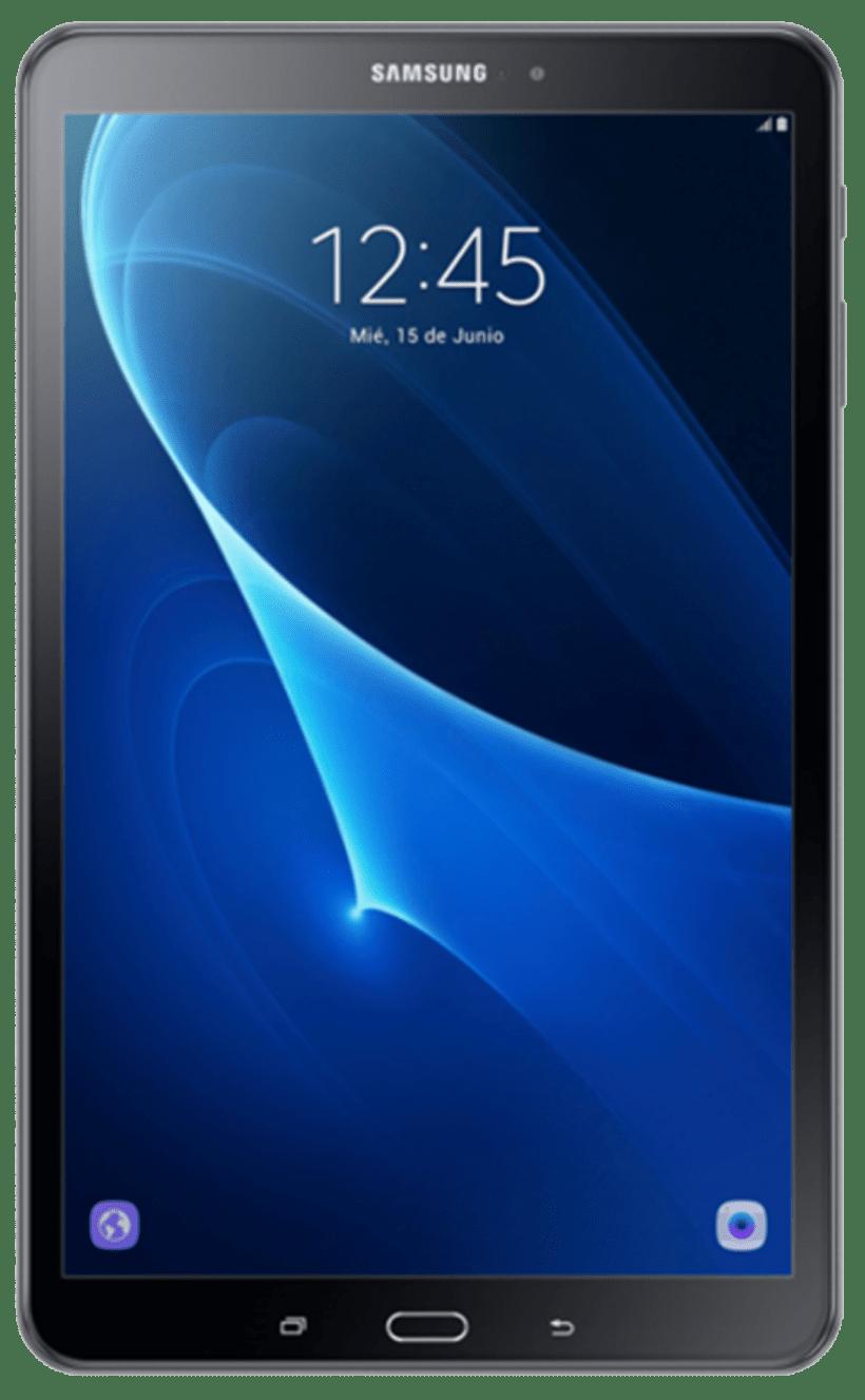 ¿Dibujar con Tablet - Samsung Galaxy Tab A T580 Negra 16GB, 10.1?¿merece la pena? 1