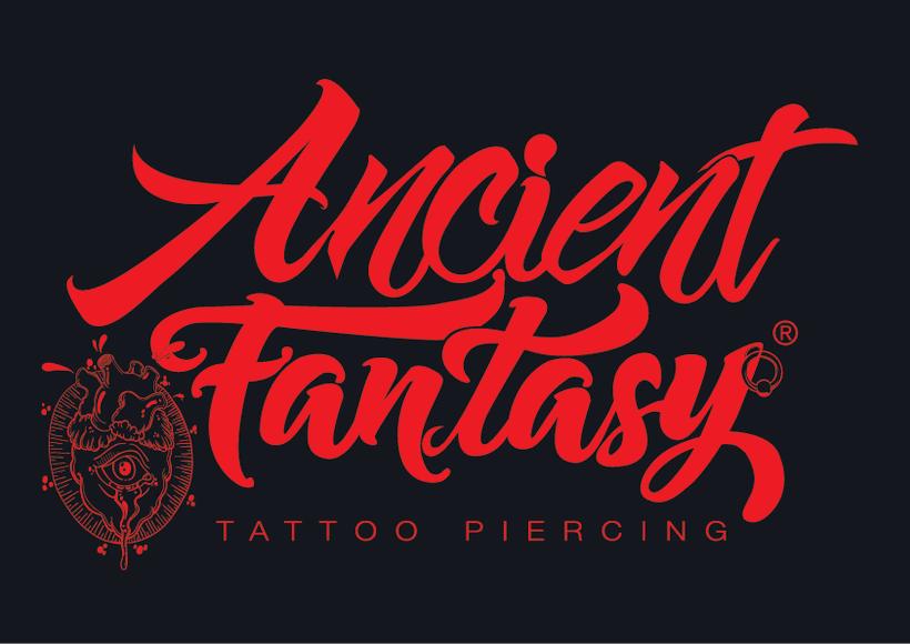 Ancient Fantasy Tattoo 3