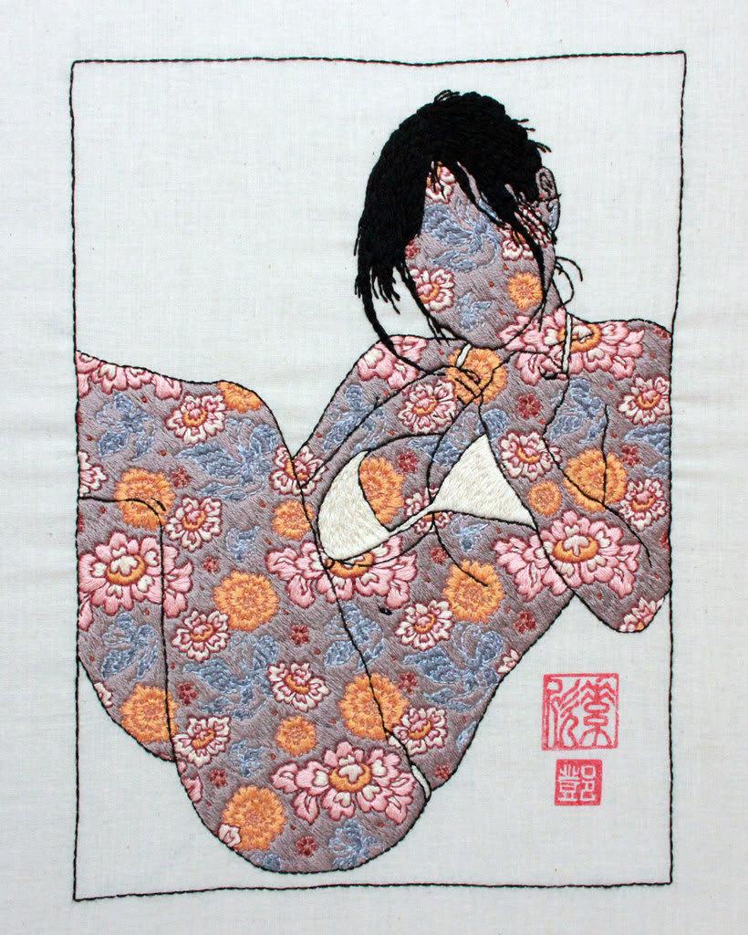 Tatuajes bordados para definir la identidad 8