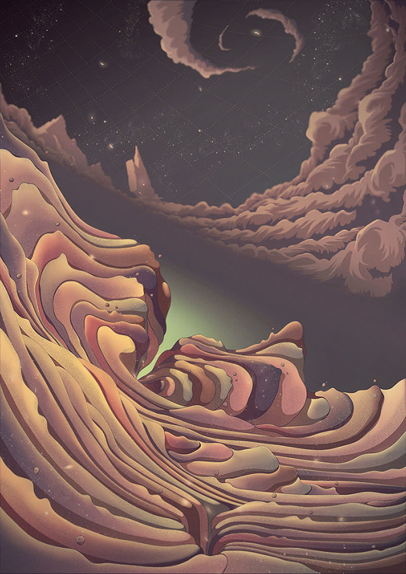 Los paisajes de ciencia ficción de Cristian Eres 7