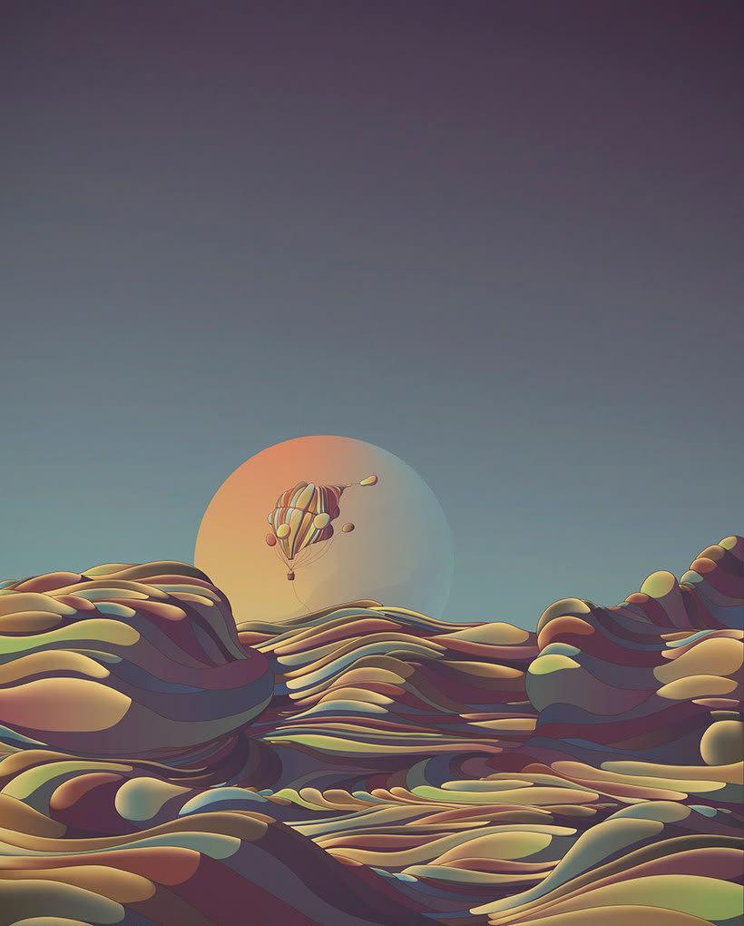 Los paisajes de ciencia ficción de Cristian Eres 13