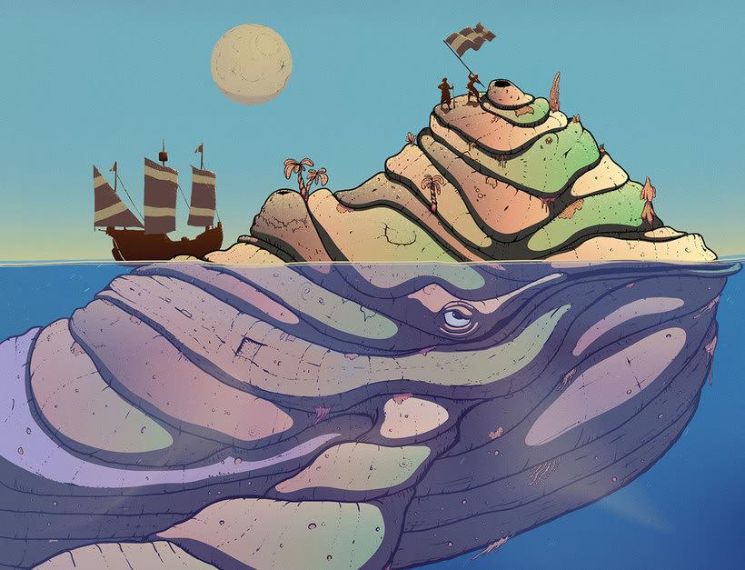 Los paisajes de ciencia ficción de Cristian Eres 14