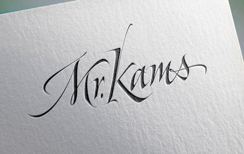 Mister Kams: la palabra como ilustración 1