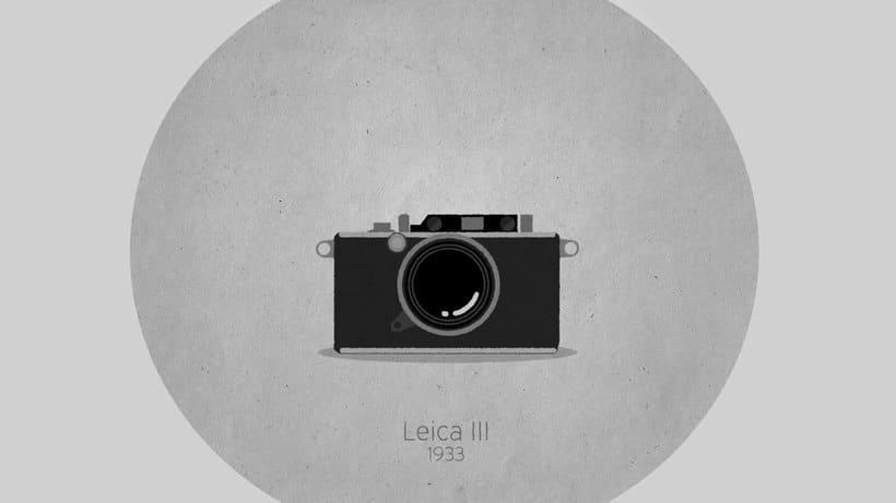 Historia animada de la cámara fotográfica 1