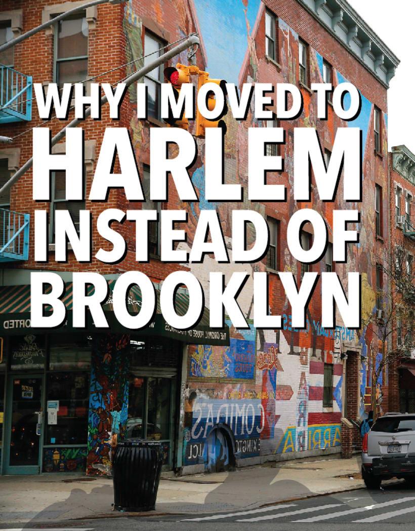 Harlem Houses 1