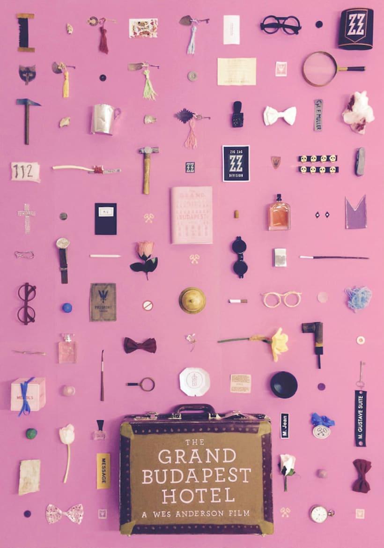 Posters de cine al más puro estilo Wes Anderson 1