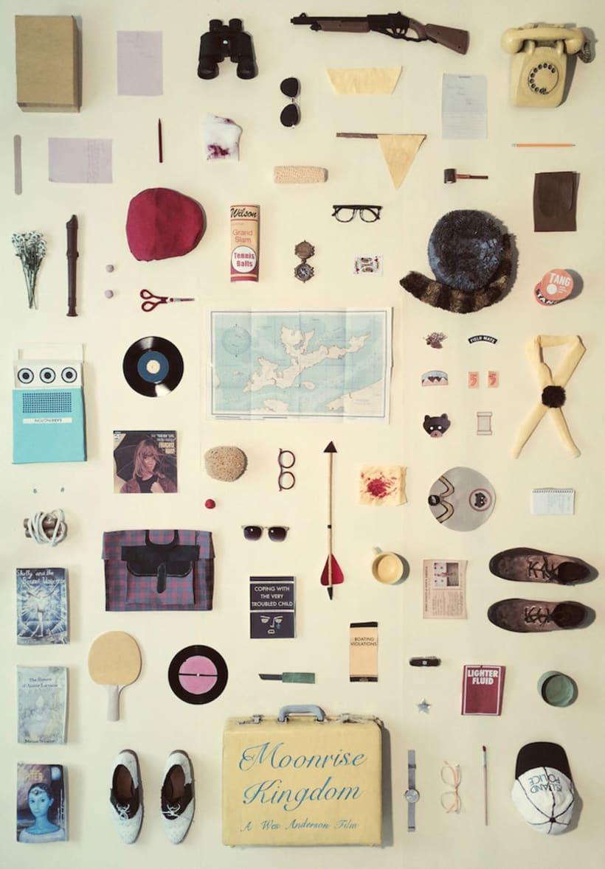 Posters de cine al más puro estilo Wes Anderson 7