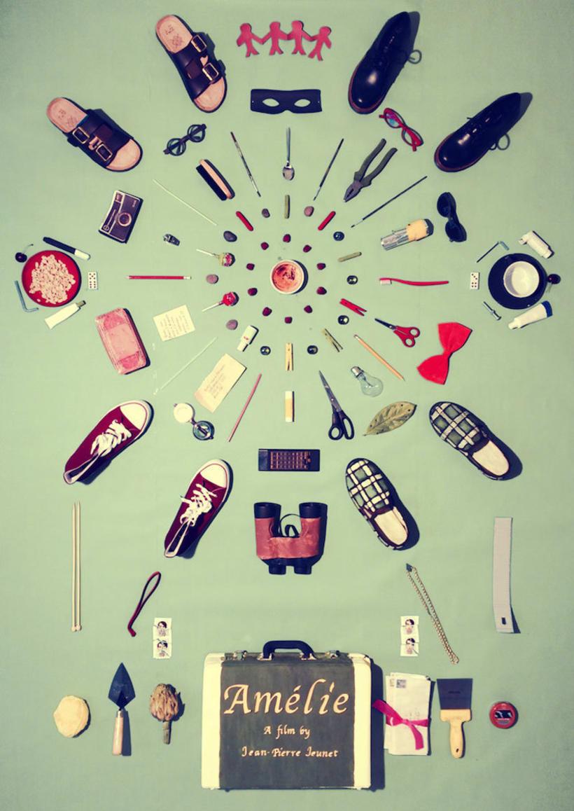 Posters de cine al más puro estilo Wes Anderson 8
