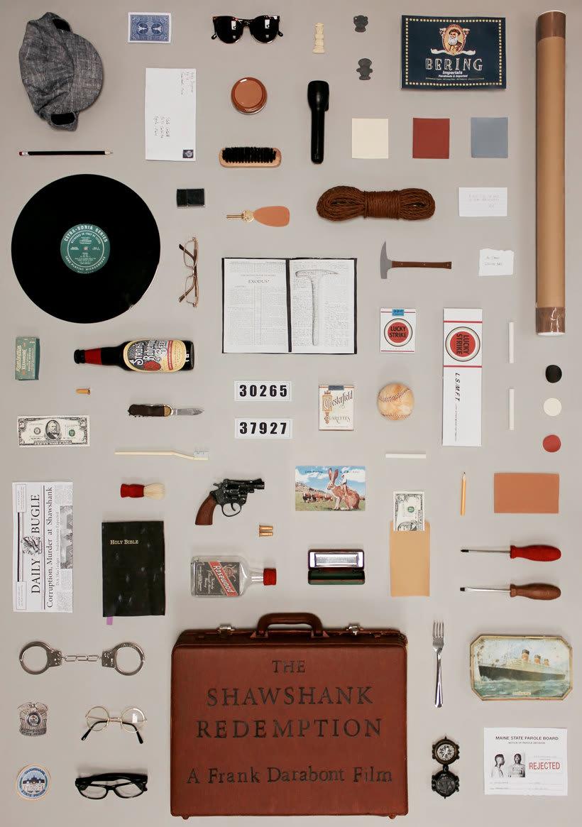 Posters de cine al más puro estilo Wes Anderson 10