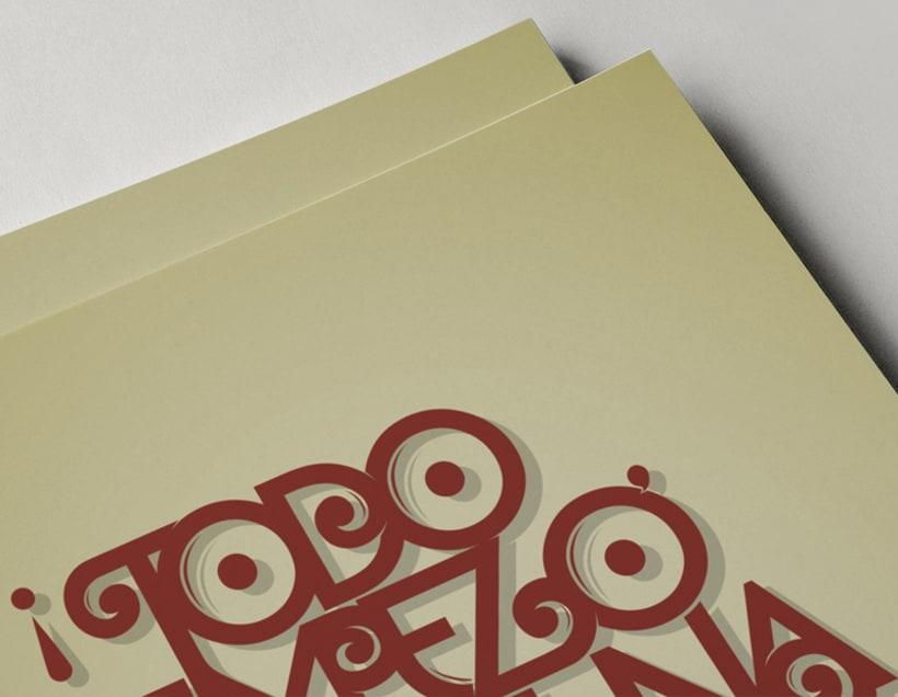 Lettering 7